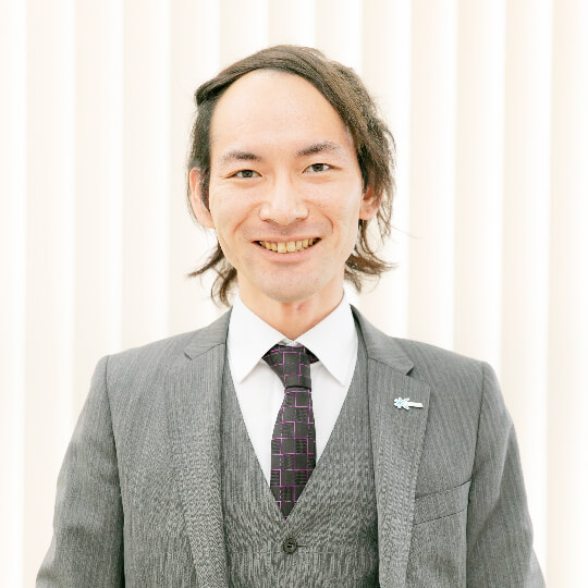(A.Y / サロン事業部  サロンサポート部  金沢店  主任)