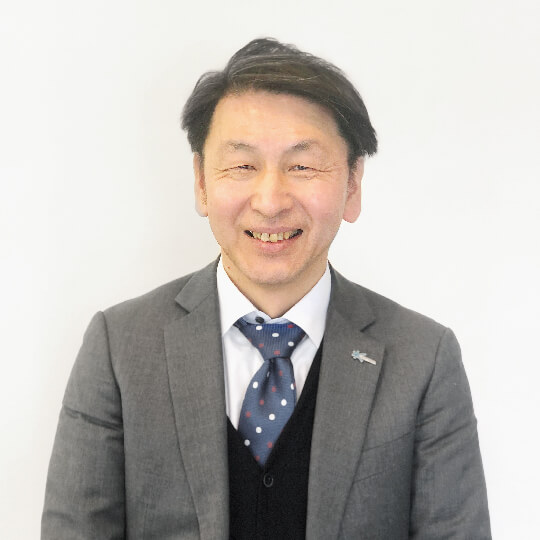 (HK / サロン事業部  営業部  富山店 店長)