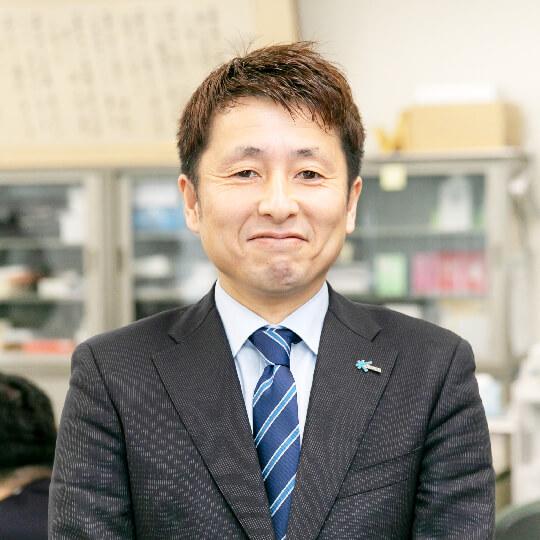(K.T / サロン事業部  営業部  福井店  主任)